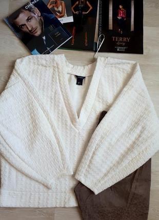Стильный джемпер lindex / пуловер оверсайз /2я вещь в подарок