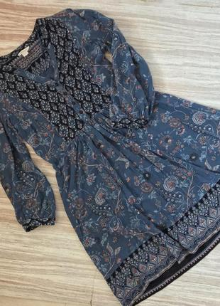 Платье / сарафан в орнамент monsoon