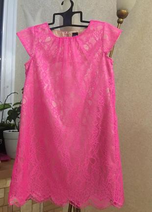 Нарядное платье для маленькой леди