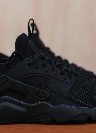 Черные кроссовки nike air huarache, найк хуарачи. 38 размер. оригинал