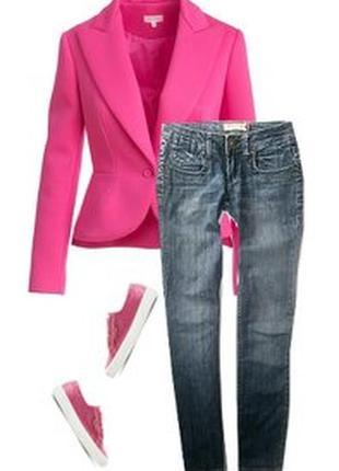 Узкие прямые джинсы размер 40-44