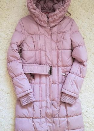 Новая зимняя курточка пальто daser размер s-m 44р наш