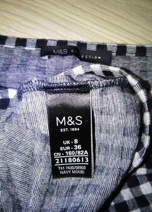 Очаровательная кофточка футболка блуза marks & spencer2