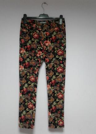 🍒вельветовые брюки джинсового кроя🍒