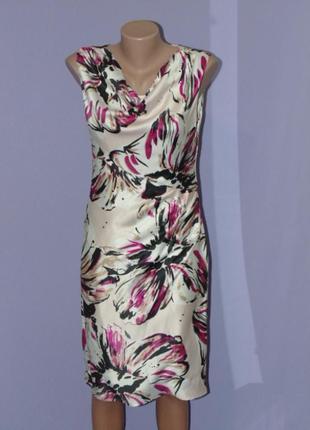 Красивое/нежное платье 10 размера/soon