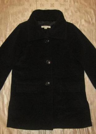 Пальто marella италия оригинал max mara р. m - l шерсть + кашемир