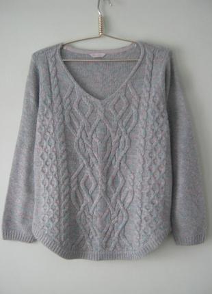 Кофта, джемпер/разм.3xl/love knit wear