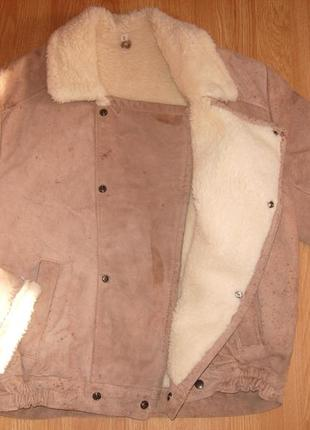 Куртка- пилот, s, м