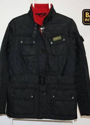 Стёганка куртка barbour