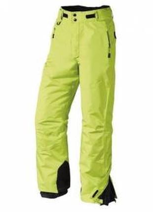 Мужские лыжные брюки crivit® ( германия)