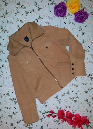 Теплая куртка gap на холодную осень, размер 44 - 46
