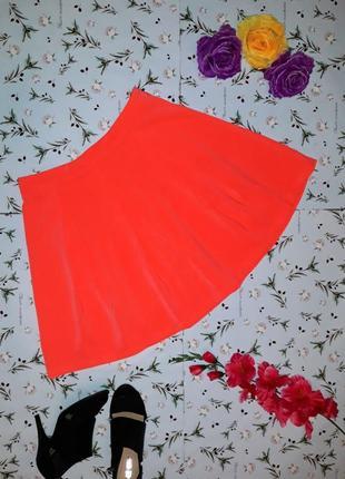 Стильная фирменная яркая юбка колокольчик madam rage, размер 44-46, дорогой бренд