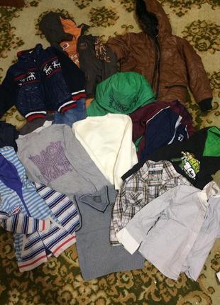 Одежды для мальчиков
