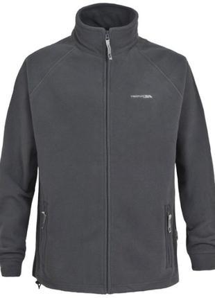 Качественная флисовая куртка trespass