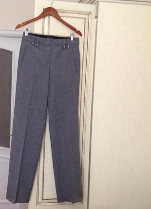 Штани з шерсті брендові marc cain pants in wool оригінал брюки