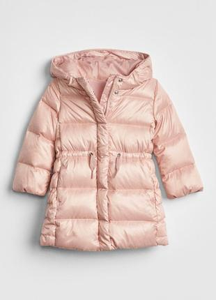 Пуховик gap р.5 лет, пуховое пальто, max down puffer jacket3