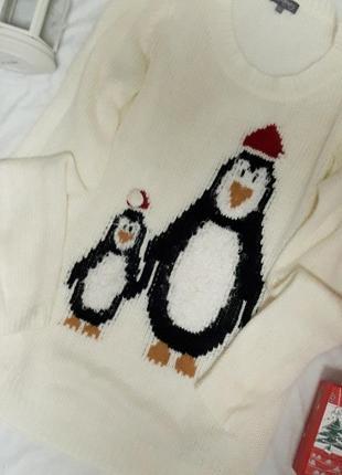Новогодний сіитер женский. новорічний светр жіночий