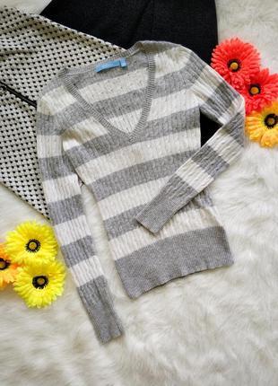 Чудовий шерстяний ангоровий светер aphorism