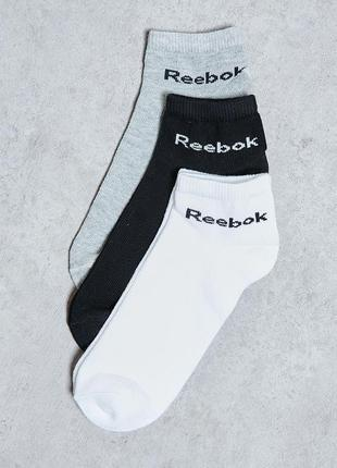 Носки муж. reebok ankle sock (арт. ab5275)