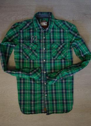 Продается стильная мужская рубашка от camp david