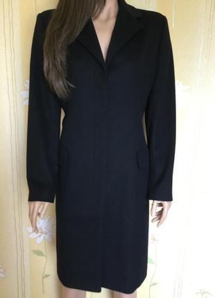 Пальто классическое деми шерсть +кашемир
