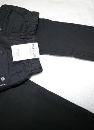 Утепленные зимние штаны брюки на флисе на рост 98см seagull.