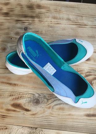 Туфли балетки puma