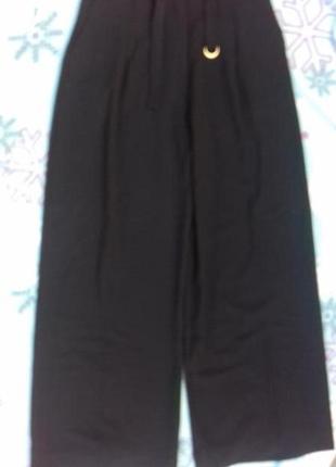 Кюлоты стильные актуальные брюки штаны