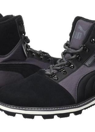 Ботинки puma  еврозима-зима