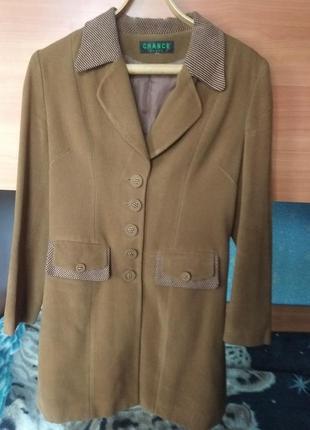 Френч(длинный пиджак)