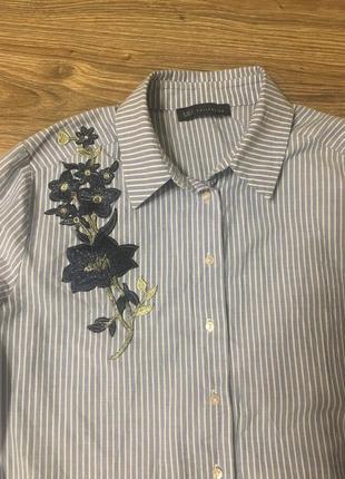 Рубашка m&s collection!