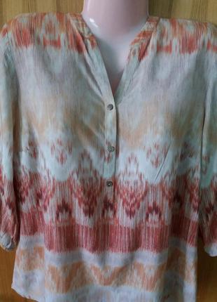 Блузка рубашка. gerry weber.