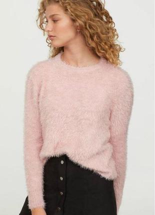 Укороченный свитер-травка,вещи в наличии💚+скидки, заходите💚