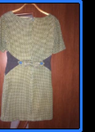 Интересное платье от vero moda