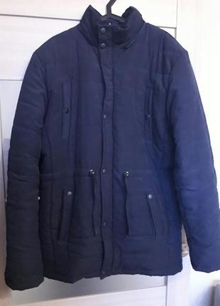 Зимняя длинная куртка, пуховик, парка