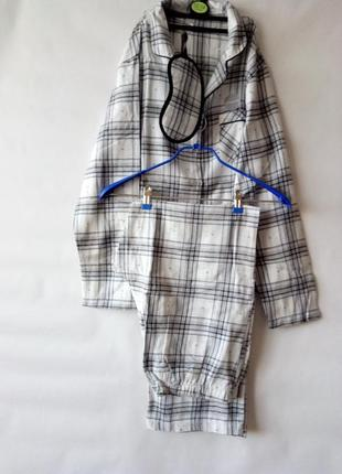 Пижама george байковая
