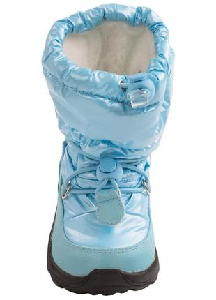 Водонепроникні термочобітки kamik, до -23°с, розмір us 10, сша / чоботи, сапоги3