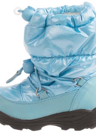 Водонепроникні термочобітки kamik, до -23°с, розмір us 10, сша / чоботи, сапоги2