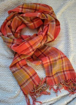 Большой женский шарф