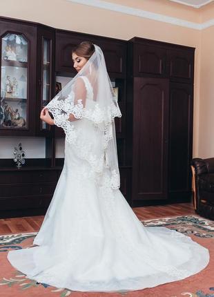 Весільне плаття2 фото