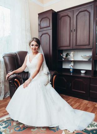 Весільне плаття3 фото