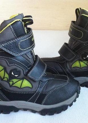 571e195ed Зимние ботинки , сапоги geox с мембраной amphibiox размер 29 стелька 18,8  см оригинал