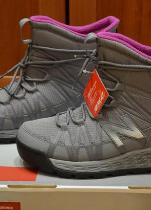 Новые зимние ботинки new balance оригинал