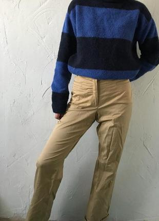 Бежевые брюки дорогого бренда  escada sport!