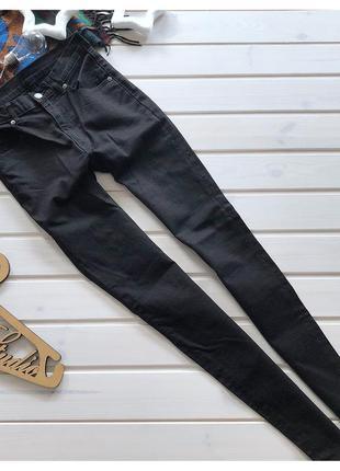 Новые идеальные джинсы скинни cheap monday рр с