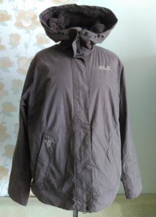 Куртка зимова жін.