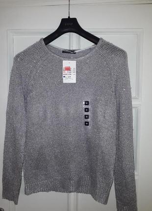 Новый пуловер colours of the world (m,xl)