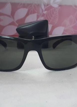 Солнцезащитные поляризационные очки ray ban , italy