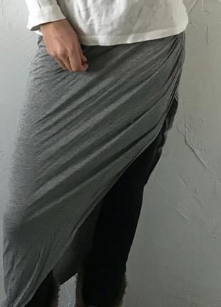 Крутая юбка ассиметричная!