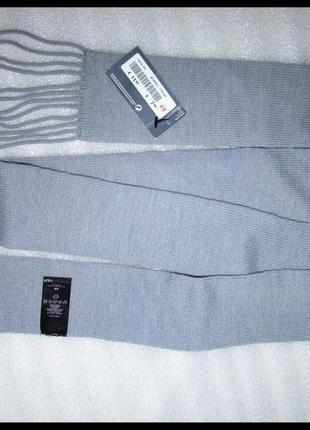 Супер стильный мужской шарф~h&m~ новый